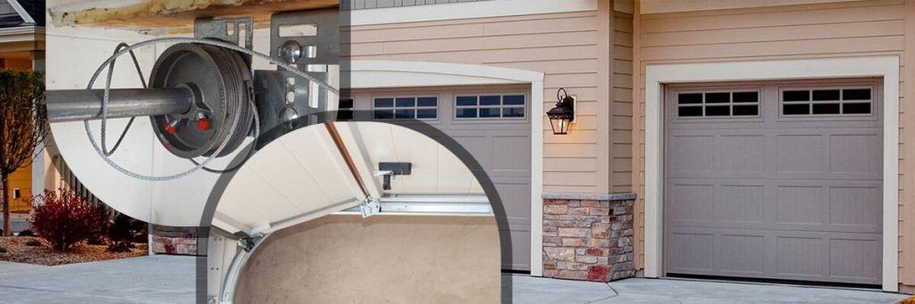 Garage Door Cables Repair Allen
